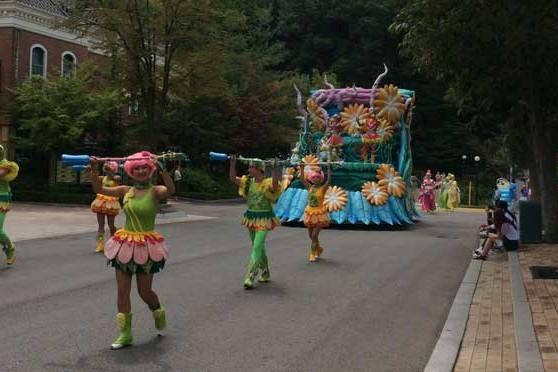 Parade Everland