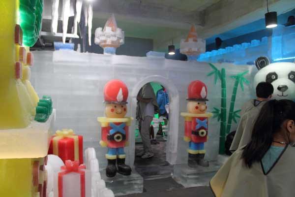 Musée de glace