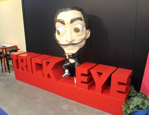 Trick Eye Museum Corée du sud