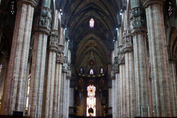 Duomo de Milan - Interieur