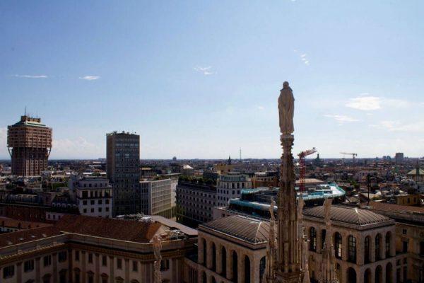 Duomo de Milan - Toit