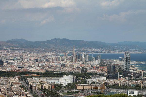Panorama Montjuic