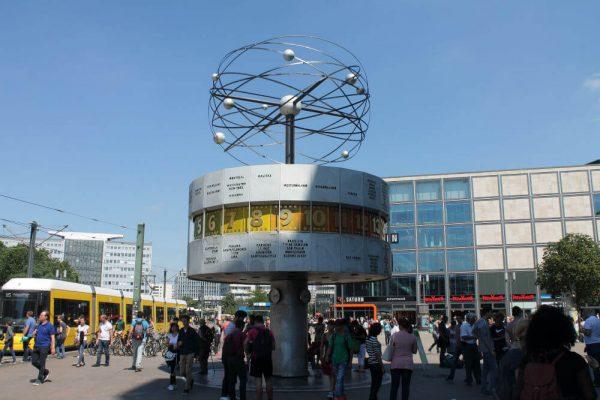 Alexanderplatz Horloge mondiale