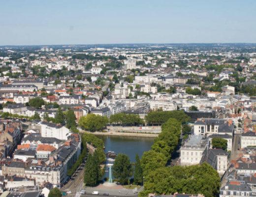 Nantes - Panorama