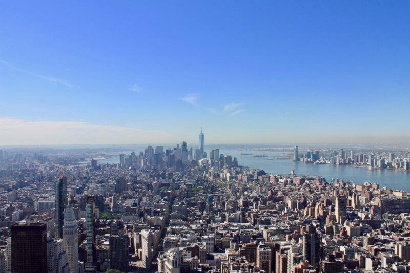 new york empire state buliding