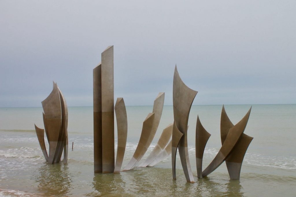 Caen Omaha Beach
