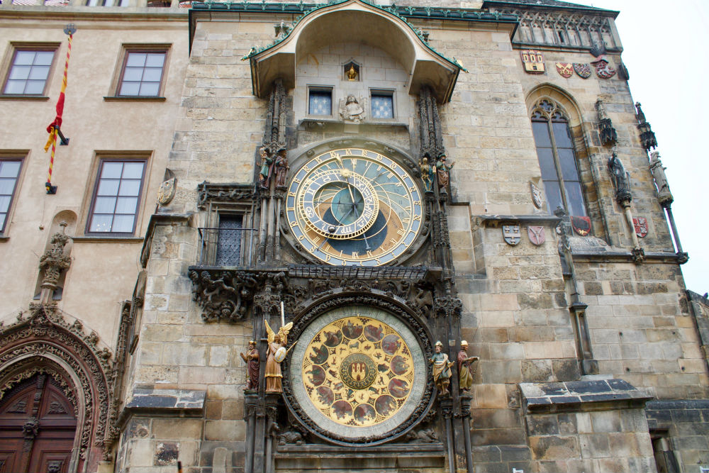 Prague Horloge astronomique