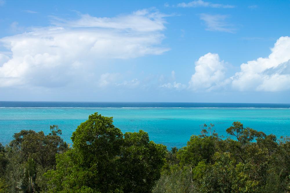 Barriere corail Sainte Marie