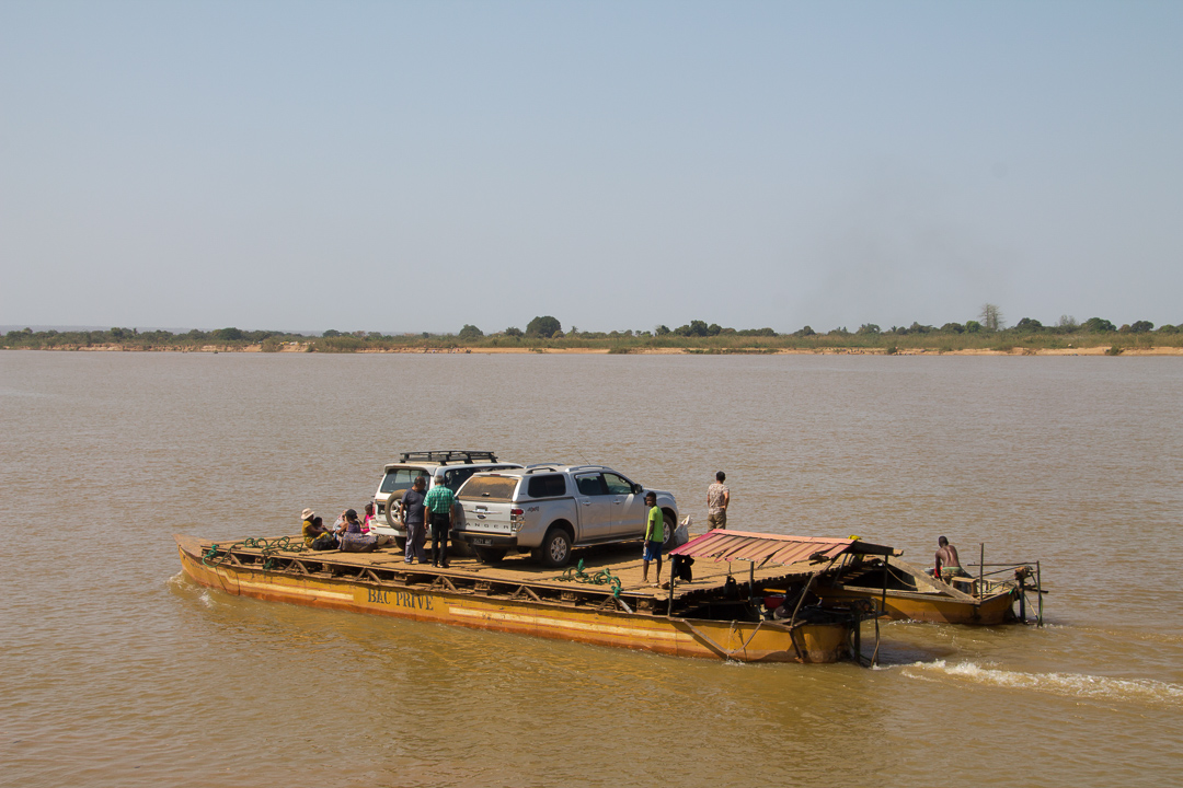 traversée de la Tsiribihina