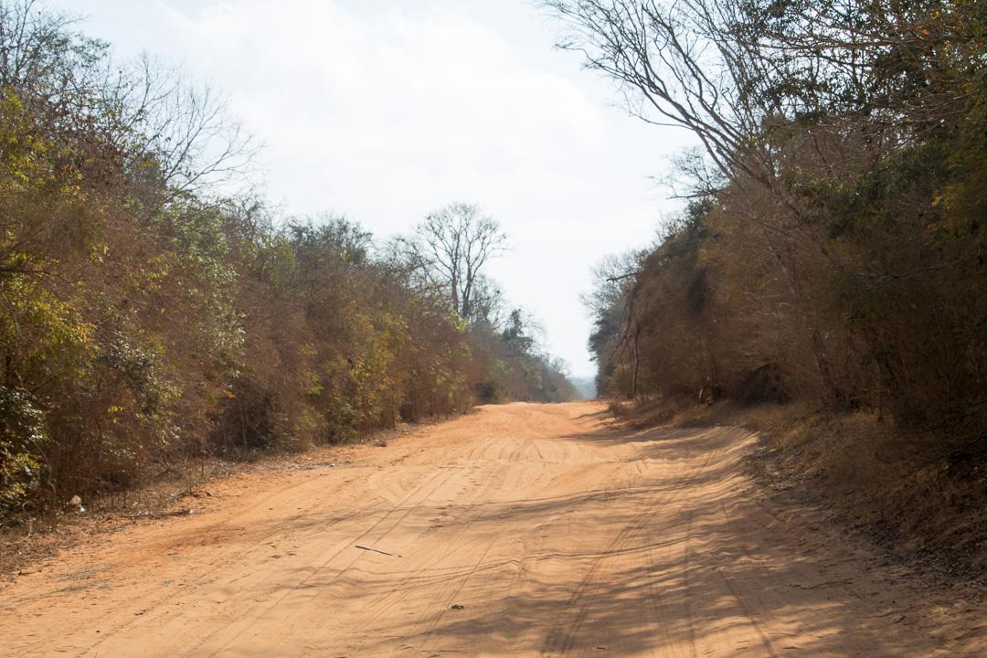 Route piste Tsingy Bemaraha