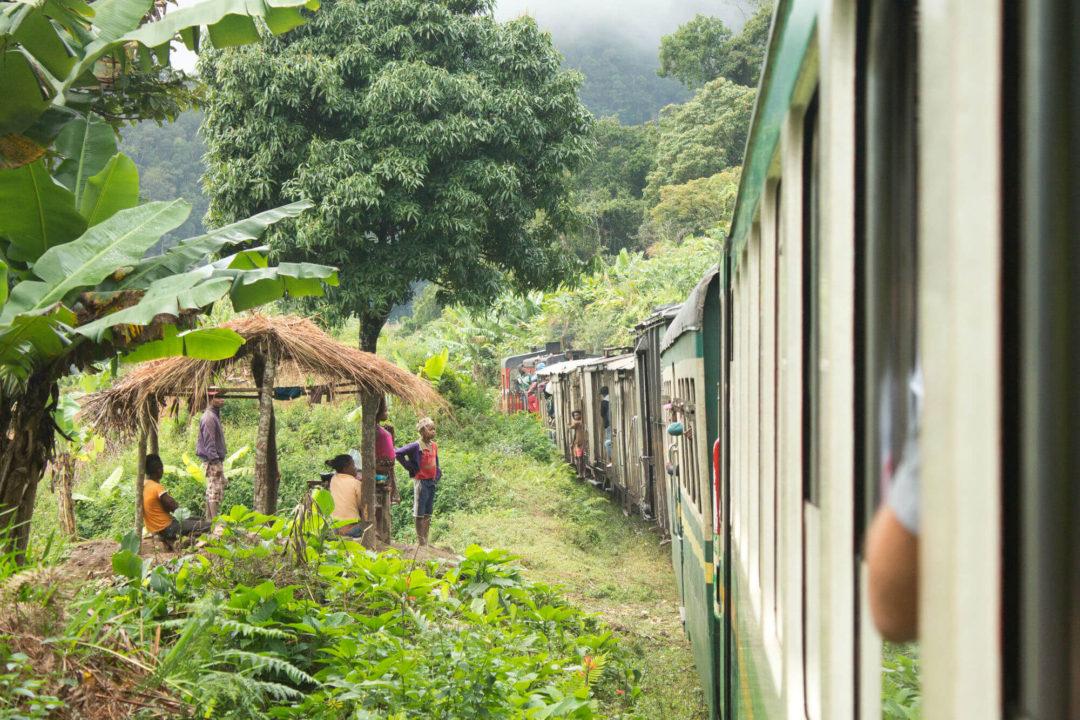 madagascar train fce fianarantsoa-manakara
