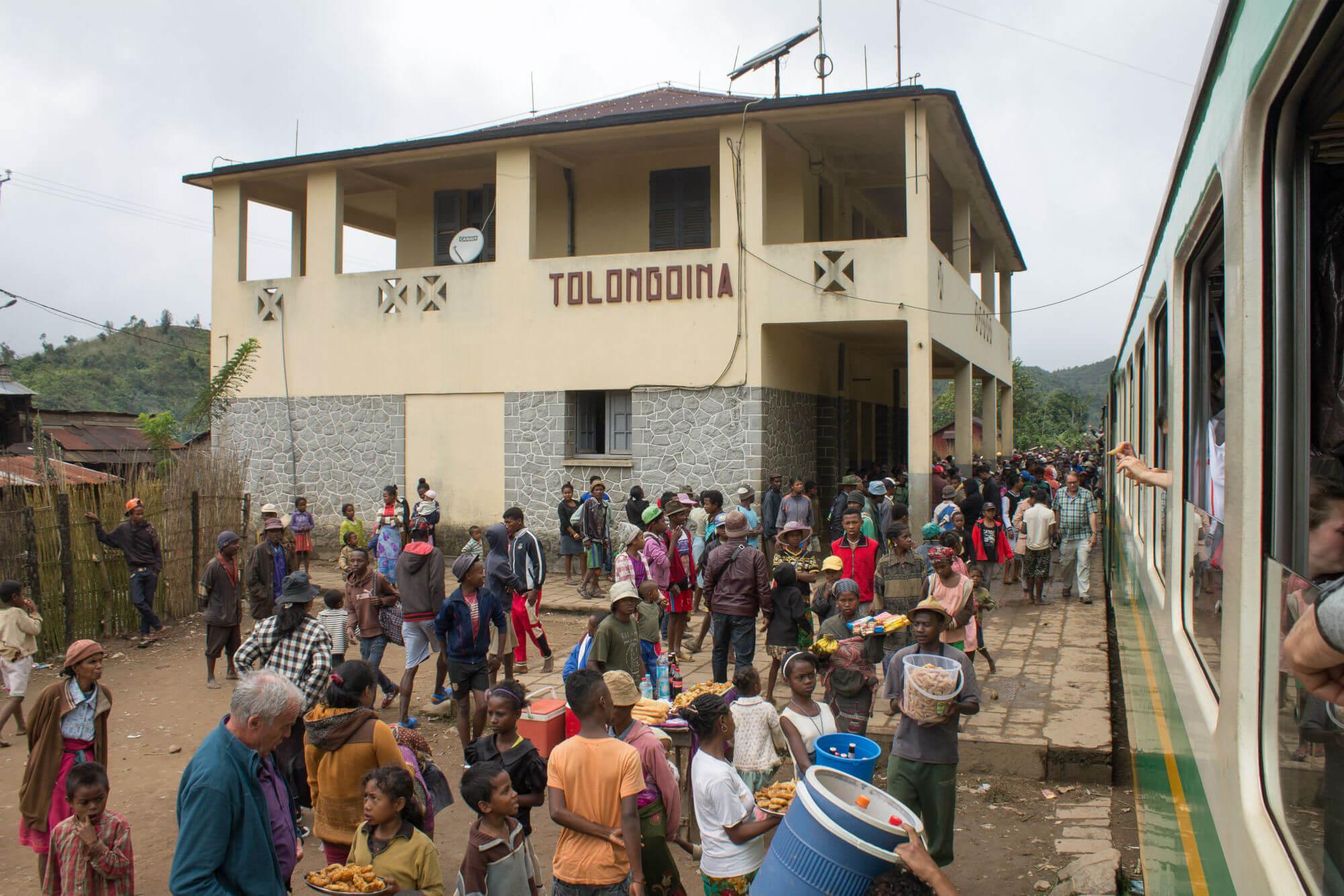 train fce fiananrantsoa