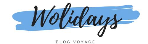 Wolidays – Blog voyage