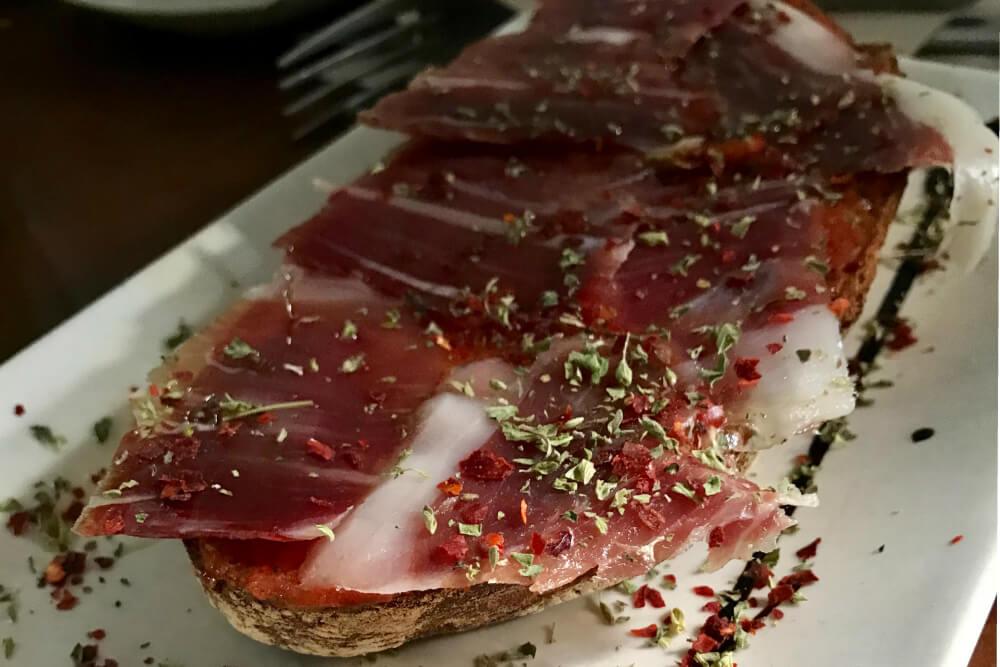 Manger à Madrid : Tinto y tapas