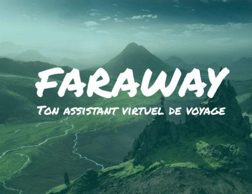 Faraway : assistant virtuel voyage