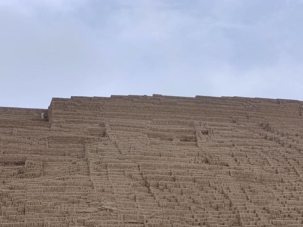 Lima : Huaca Pucllana