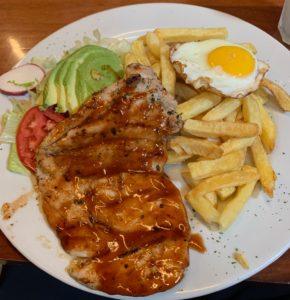 Manger Pardos Chicken à Lima