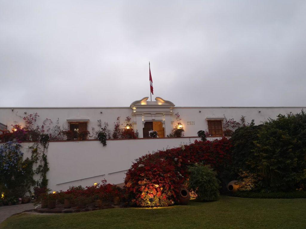 Visite Musée Larco à Lima