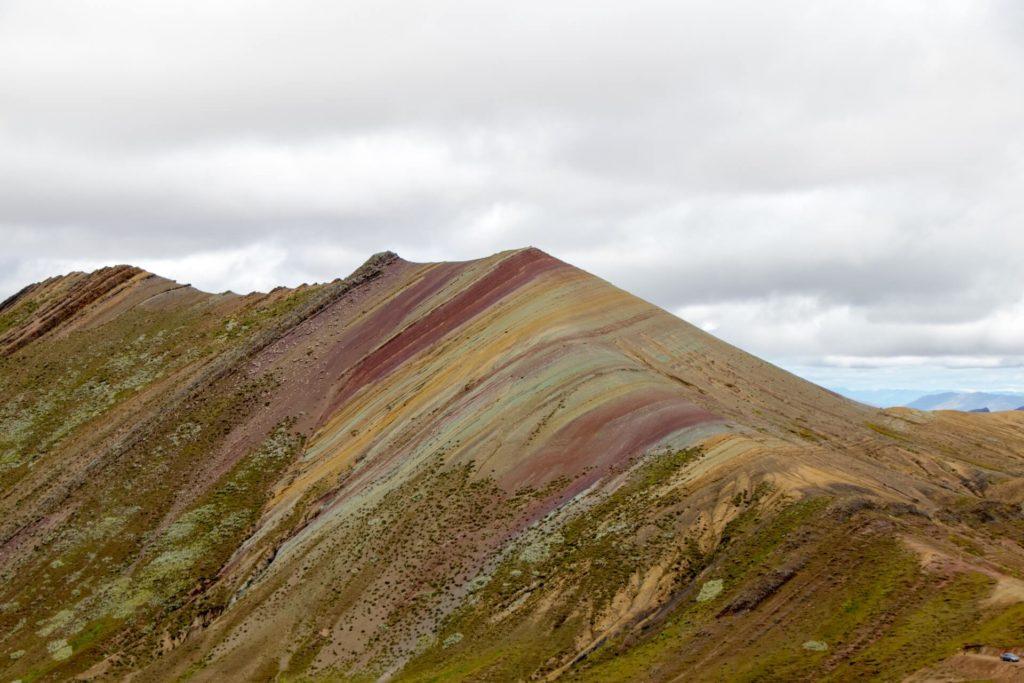 Montagne colorée Palcoyo
