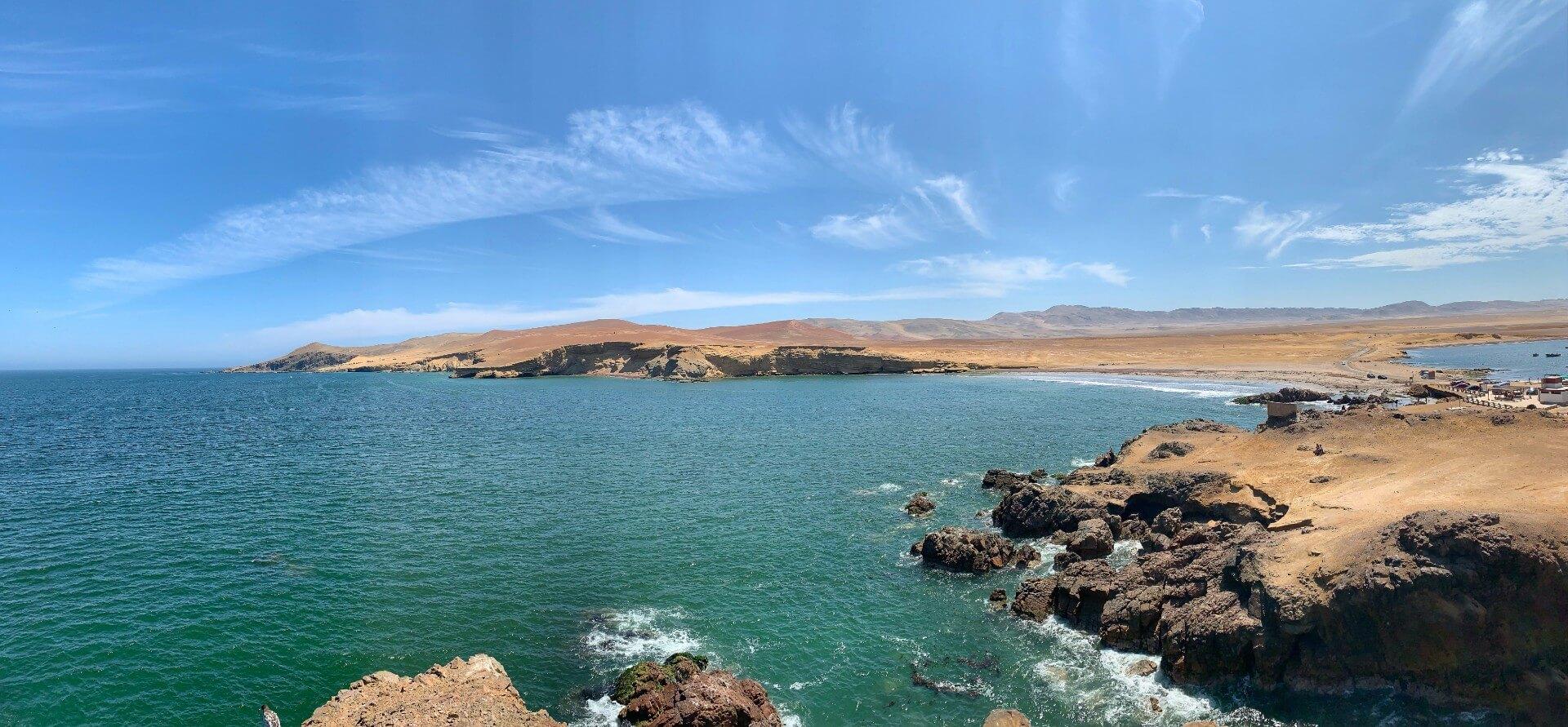 Visiter Pérou : Réserve naturelle de Paracas