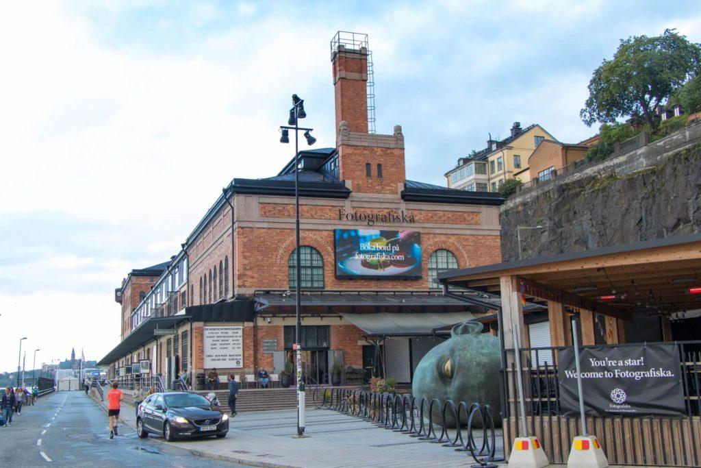 Stockholm : musée Fotografiska