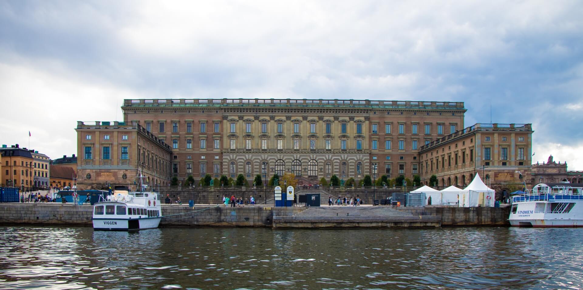 Palais Royal de la Suède