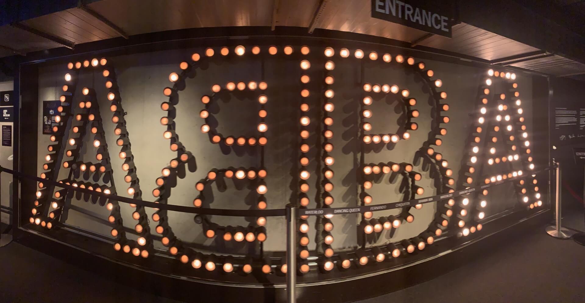 Visite du Musée ABBA lors du séjour de 5 jours à Stockholm