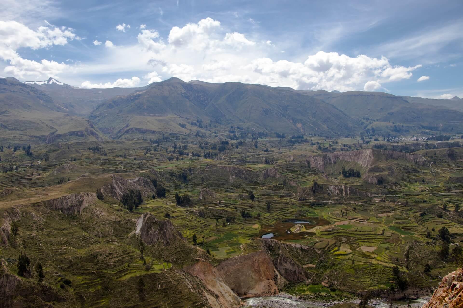 Visiter Pérou et les terrasses preincas