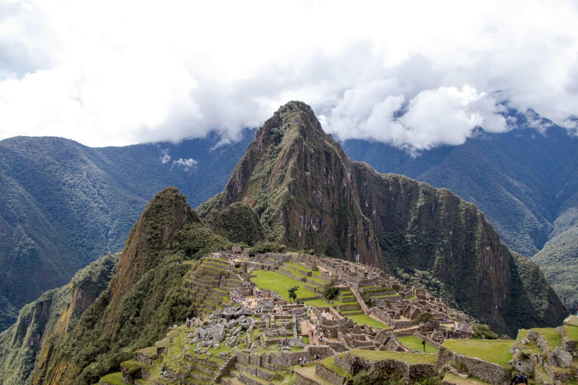 Aguas Calientes : Visite du Machu Picchu