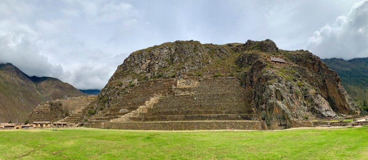 Panorama Ollantaytambo