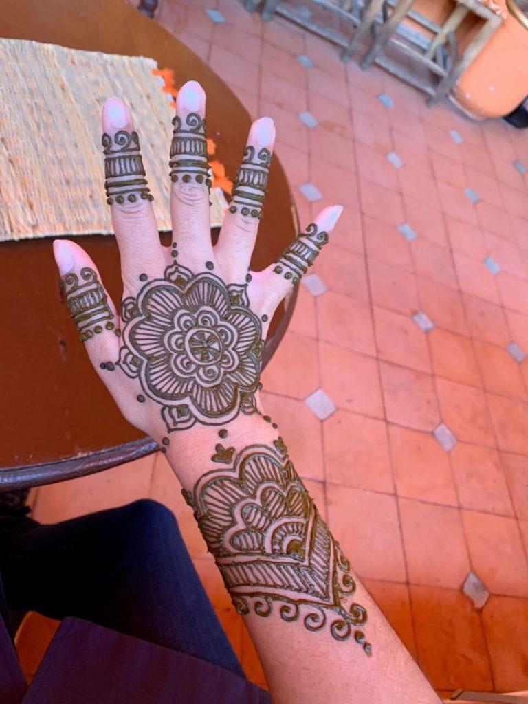 Henna Café Marrakech