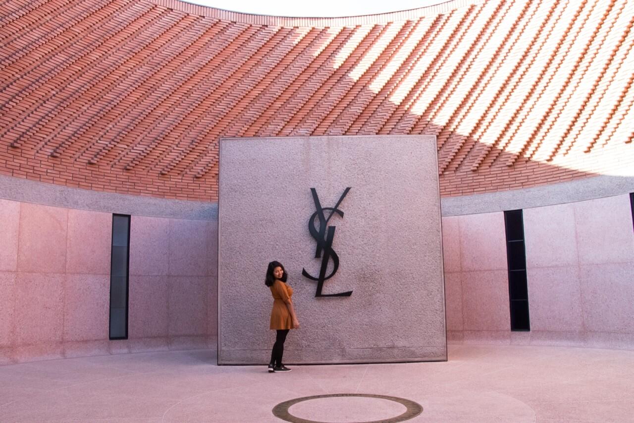 Citytrip de 4 jours à Marrakech -Musée Yves Saint-Laurent à Marrakech