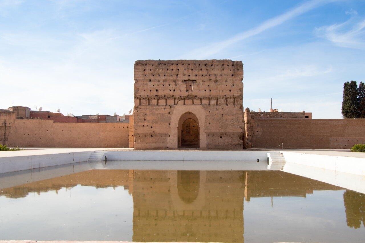Citytrip de 4 jours à Marrakech - Palais El Badi
