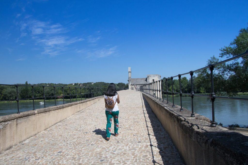 Vaucluse - Pont Avignon