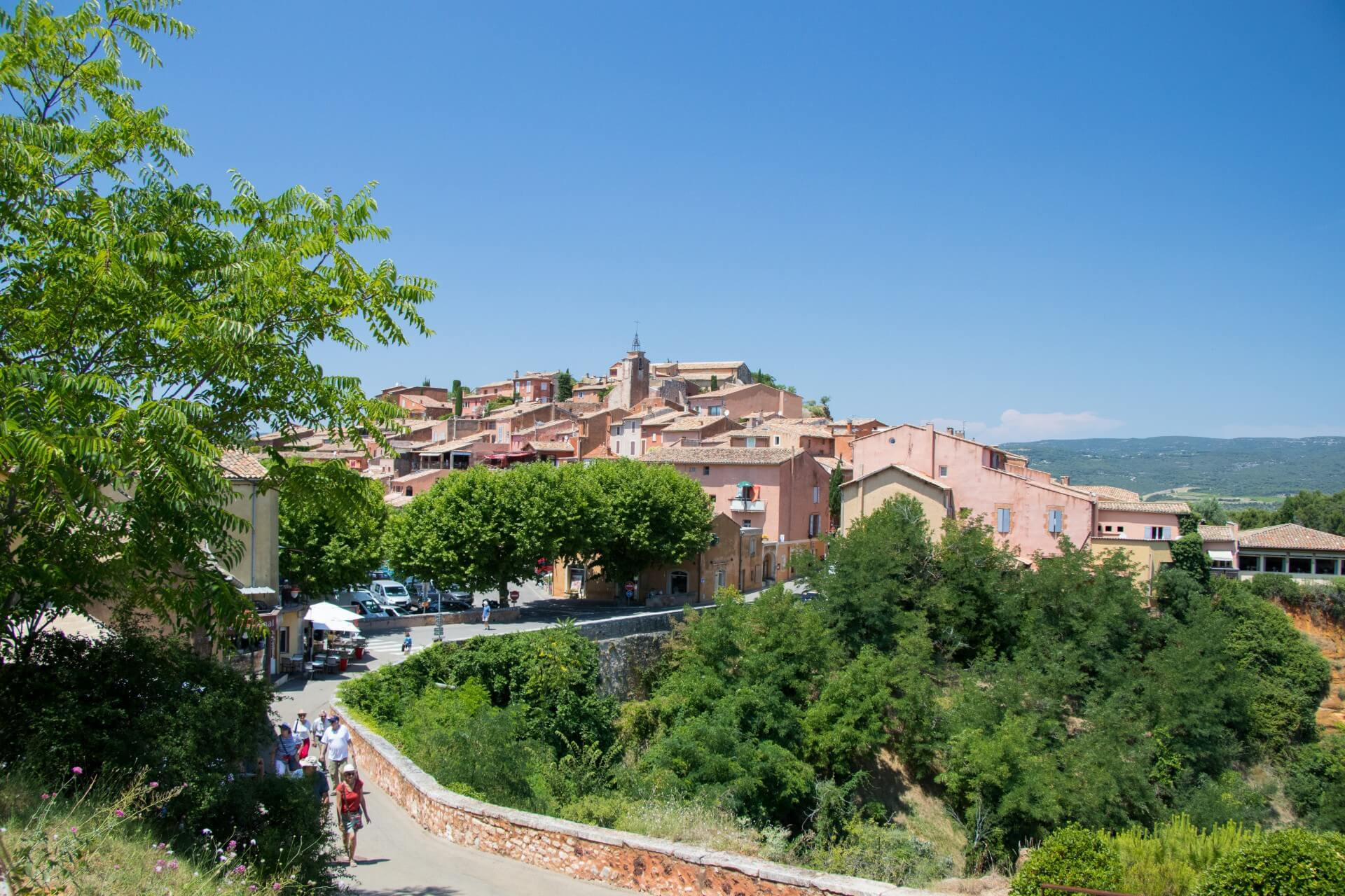 Village de Roussillon