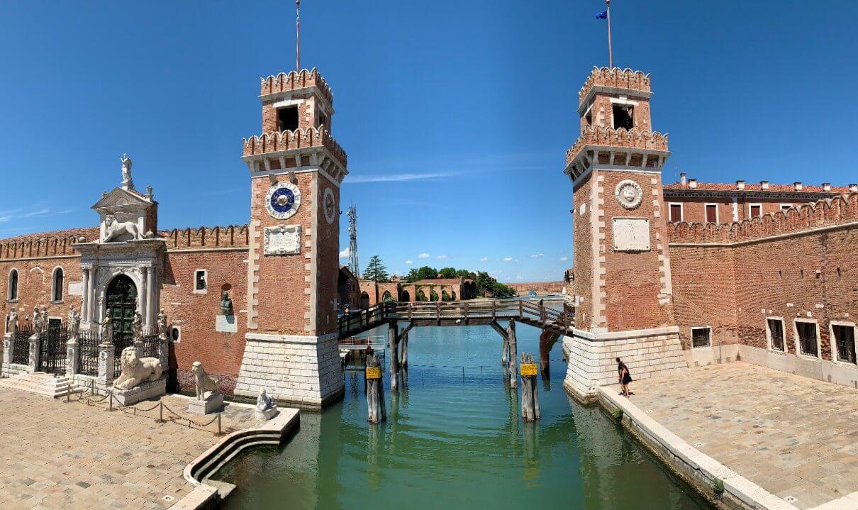 Arsenale à Venise