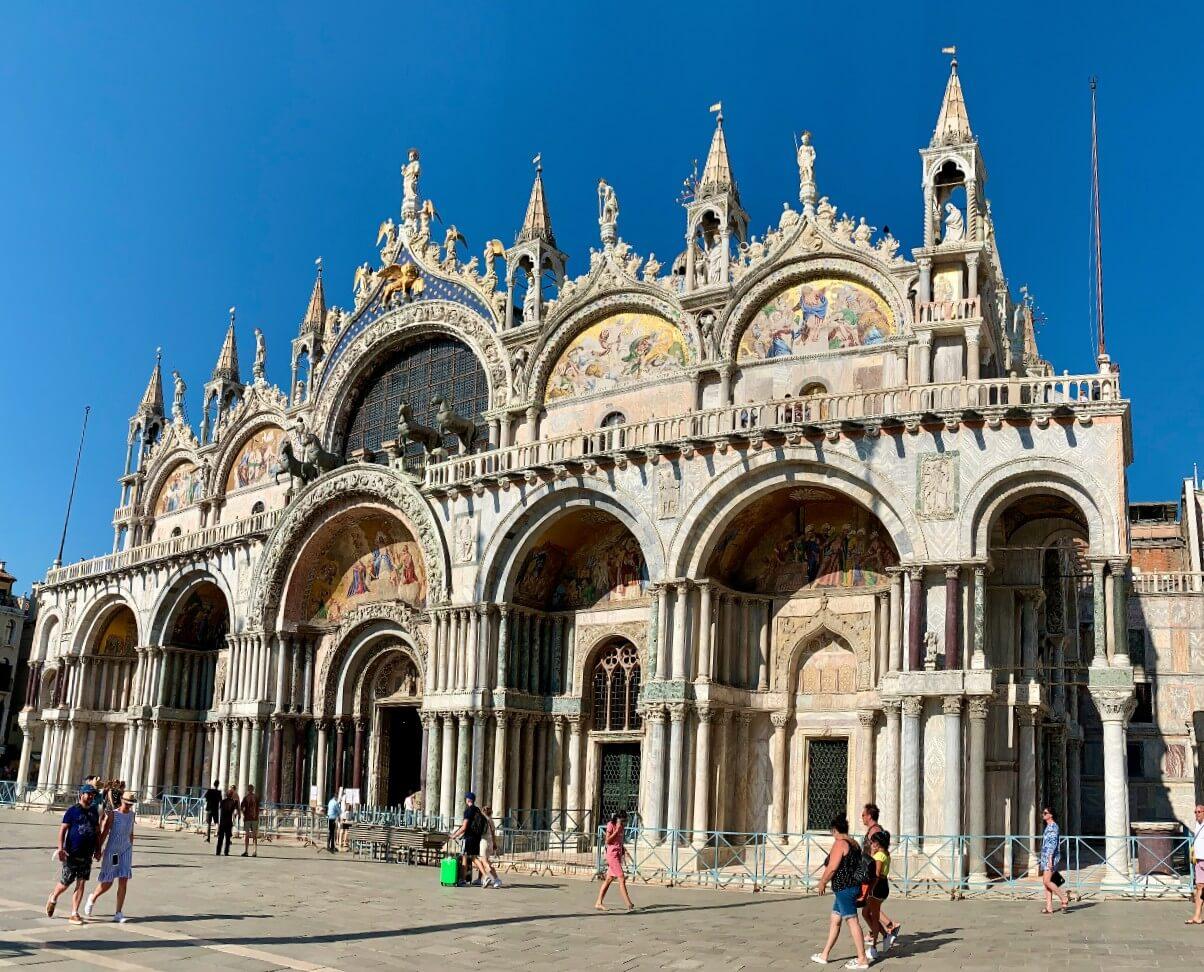 Basilique San Marco Venise