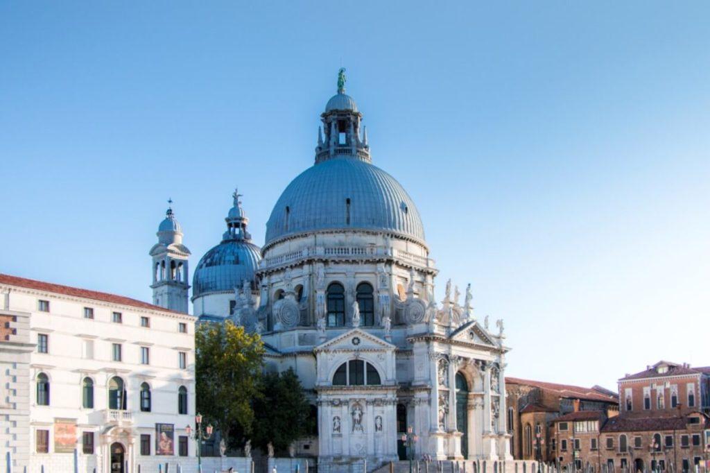 Basilique Santa Maria della Salute Venise