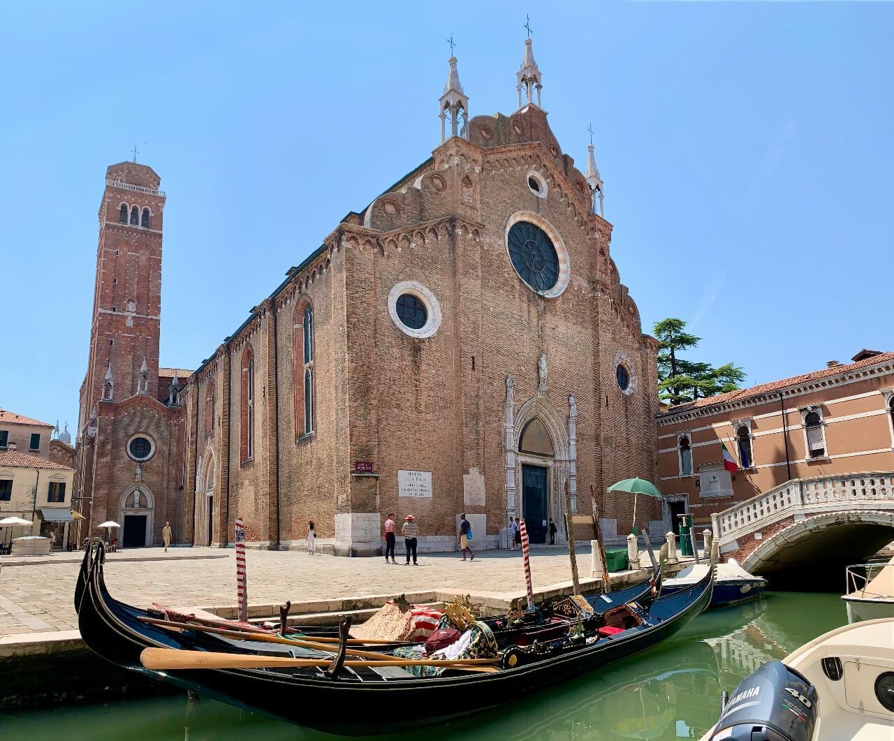 Basilique Santa Maria Gloriosa dei Frari à Venise