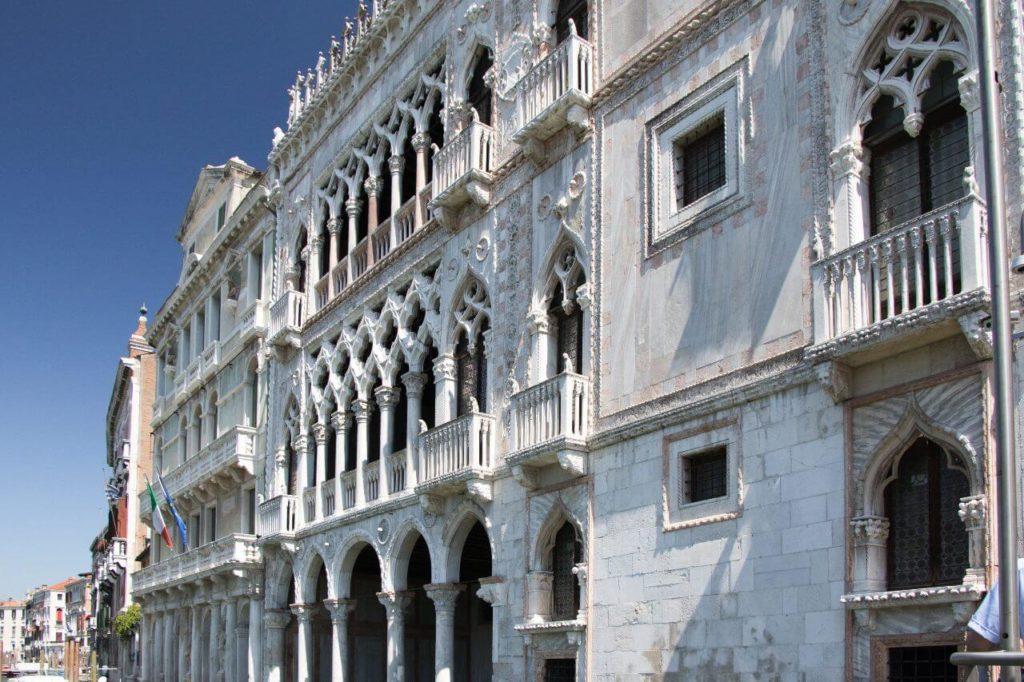 Palais ca d'Oro Venise