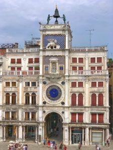 Tour Horloge Venise